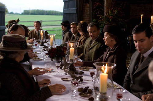 Downton Abbey and Life Editing
