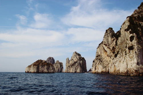 Mediterranean Cruise: A Day in Capri